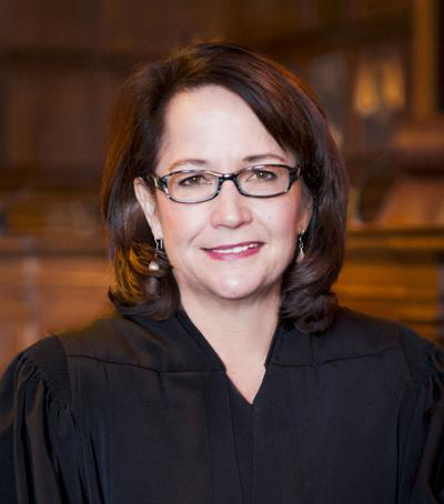 Chief Justice Loretta Rush