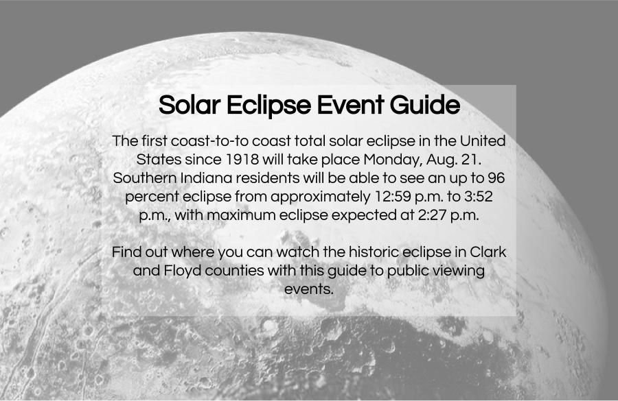 Information on watching Monday's solar eclipse