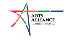 Arts Alliance of Southern Indiana logo