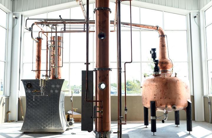 Huber's Distillery 2