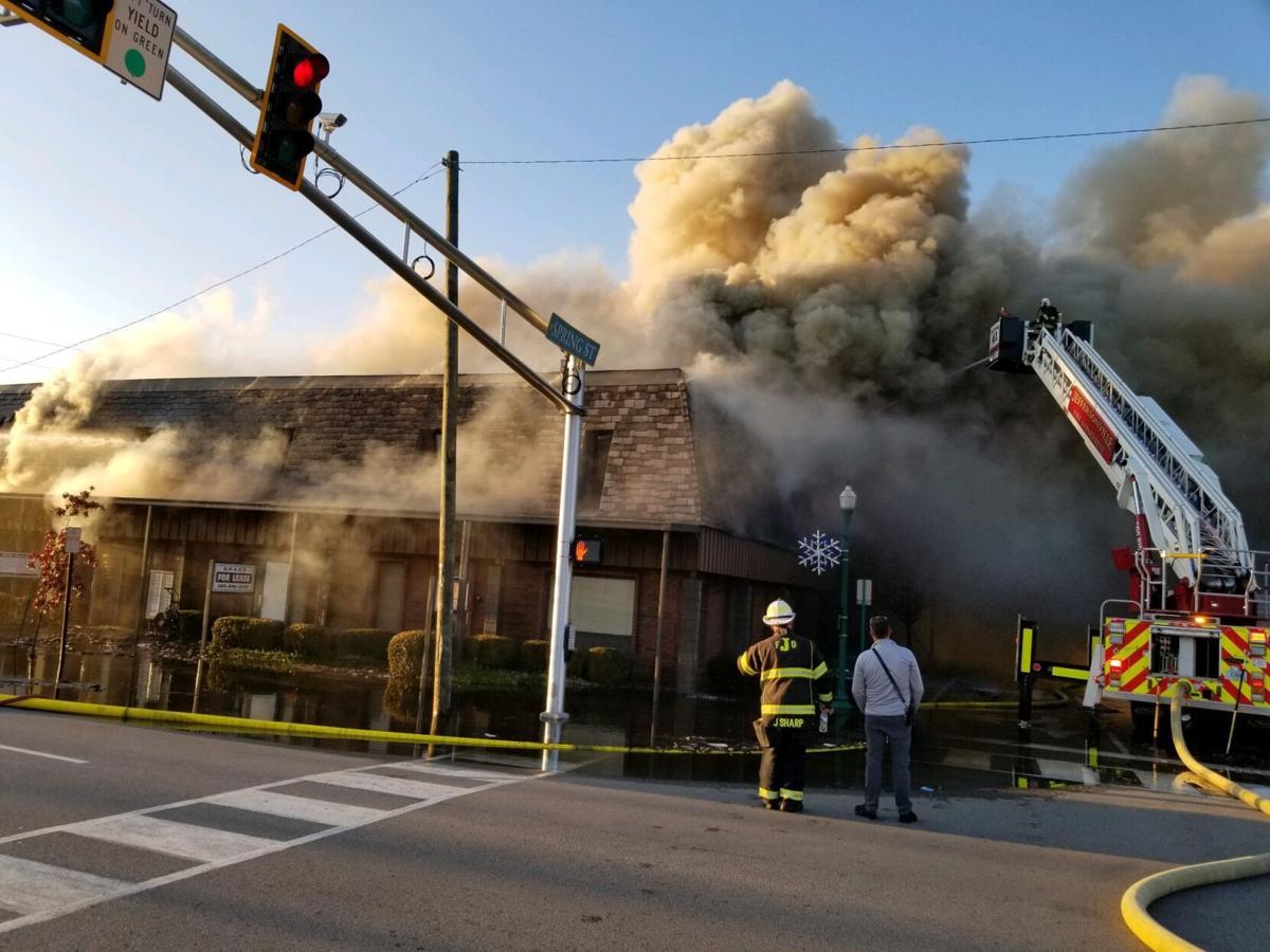 JFD Spring Court fire 2