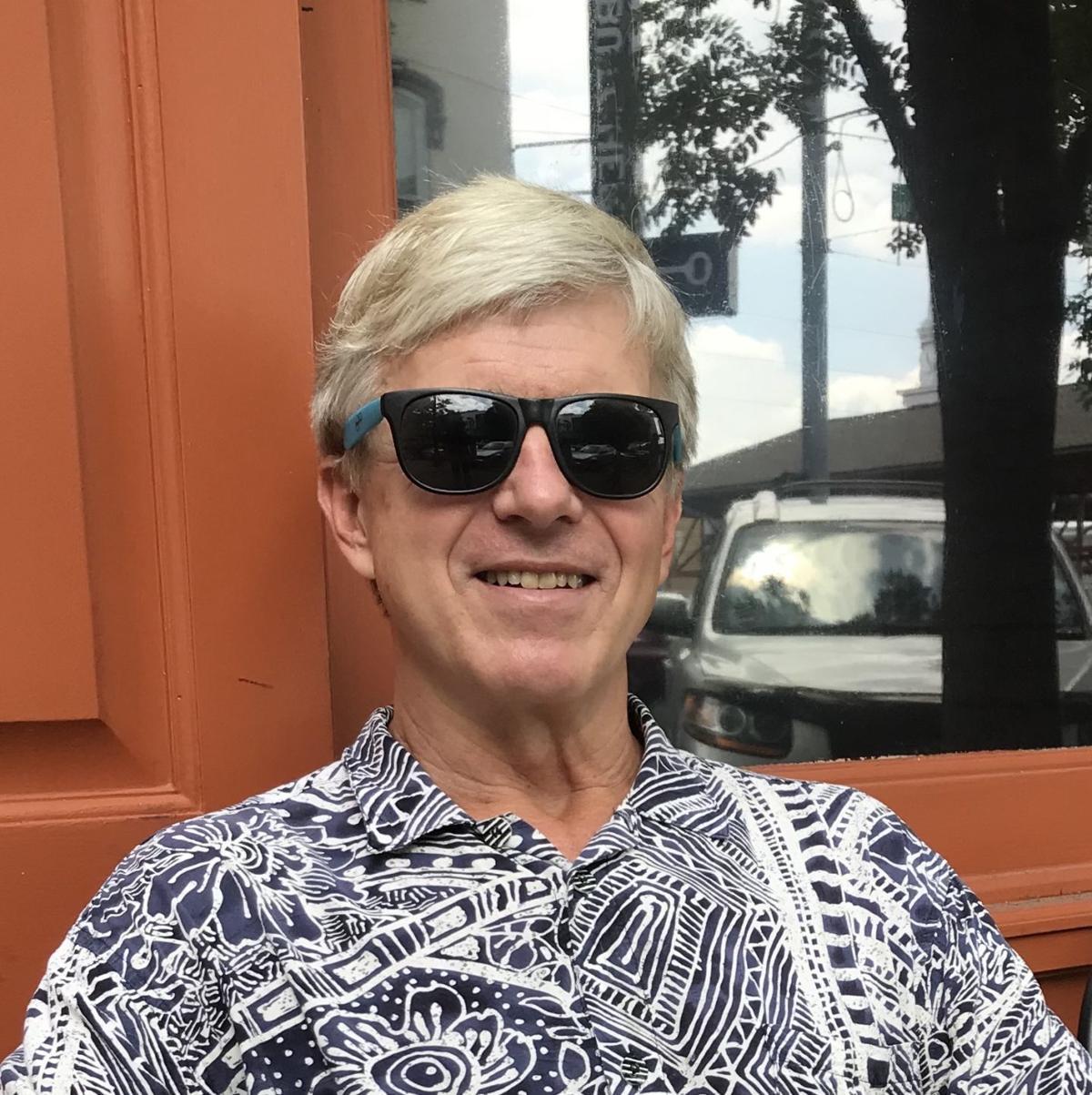 MAN ON THE STREET Greg Wolverton