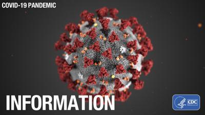 Coronavirus information logo