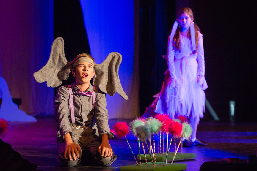 ca5c3367 Seussical Jr. this Saturday and Sunday at Our Lady of Providence ...