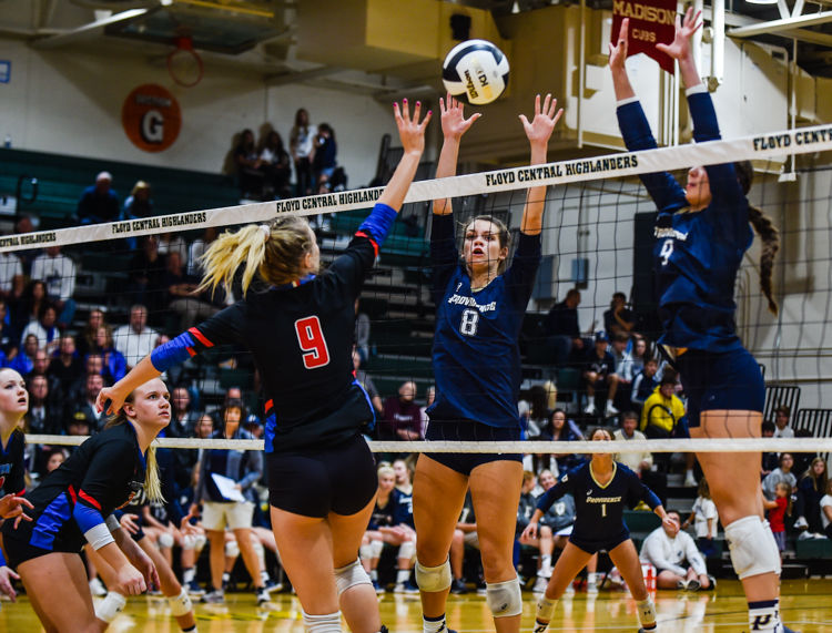 Providence Volleyball Sectional