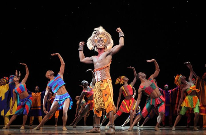 review   u2018the lion king u2019 musical brings disney classic to