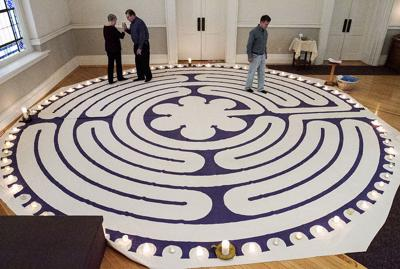 Centenary Labyrinth 01