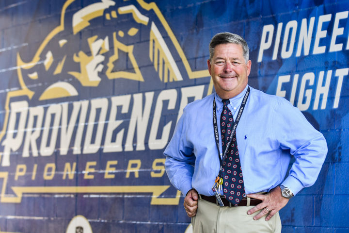 Providence High School president talks first year on the ...