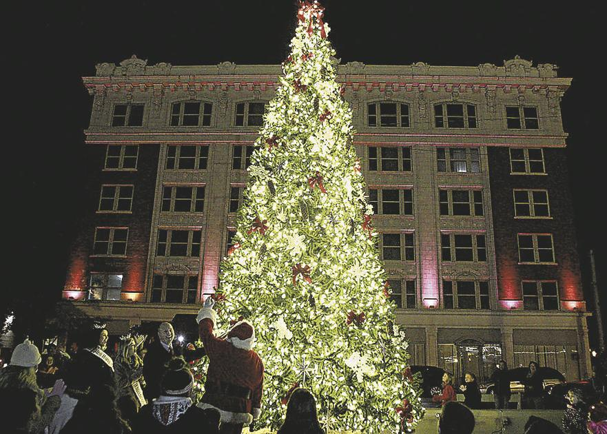 heres whats happening in southern indiana this weekend news newsandtribunecom - H Mart Christmas Hours