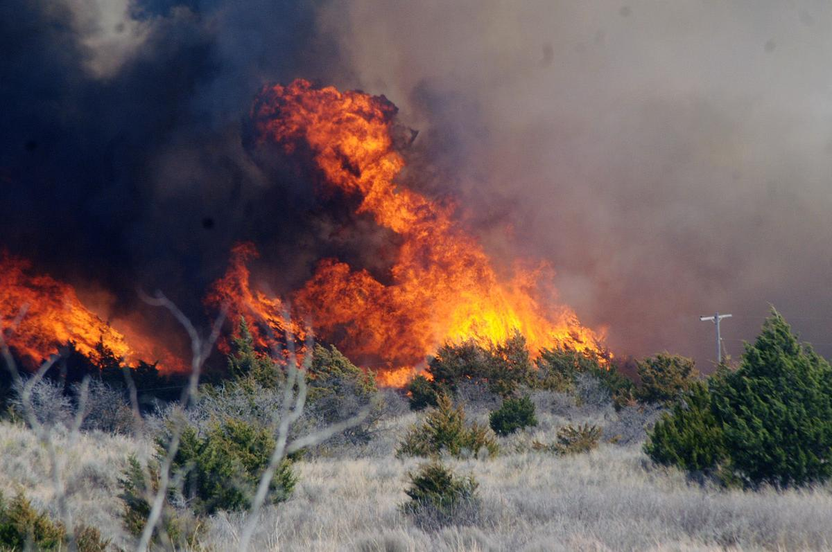 Wildfire consumes more than 22,000 acres in Oklahoma | Don't Miss