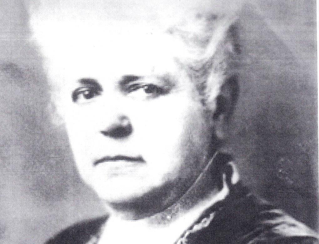 Mary Garrett Hay
