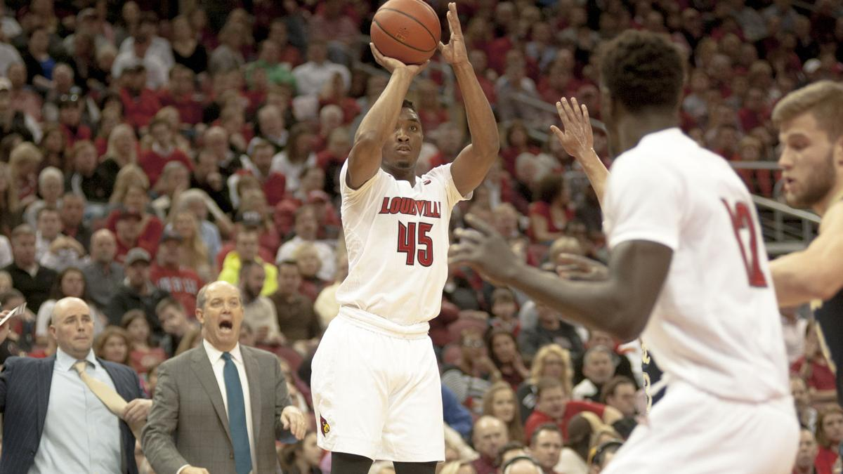 NCAA TOURNAMENT: Louisville is back in the tournament, ready for ...