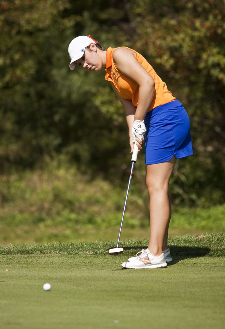 H S Girls Golf Highlanders Repeat As Sectional