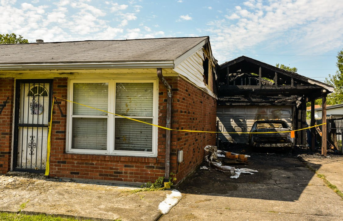Early morning fire tears through Clarksville home | News