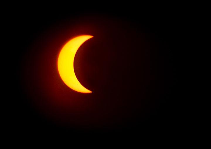 solar eclipse - IUS-1