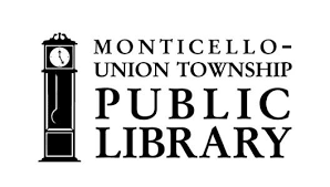 Monticello-Union Township Public Library logo