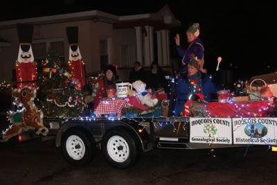 Milford Illinois Christmas Parade 2020 Milford has Old Fashioned Christmas parade | Iroquois County's