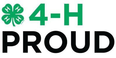 4-H proud