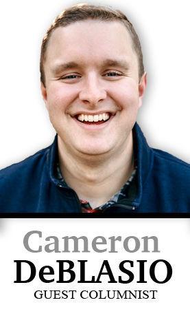 Cameron DeBlasio column sig