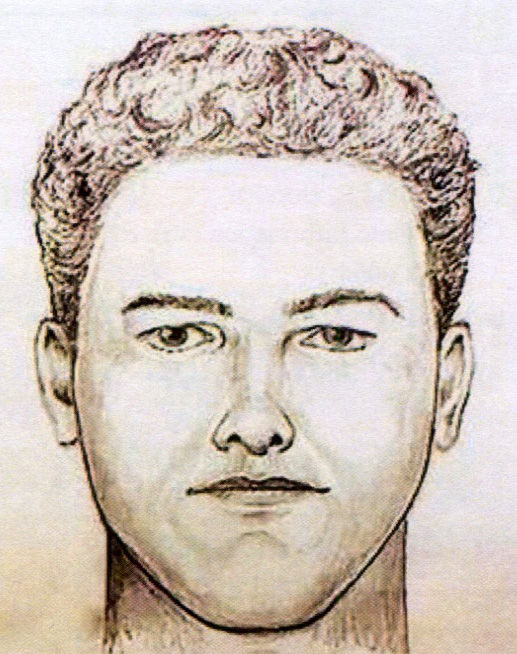 New sketch of Delphi killer suspect