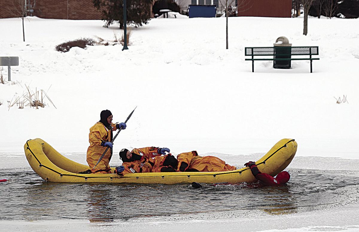 Ice rescue 3