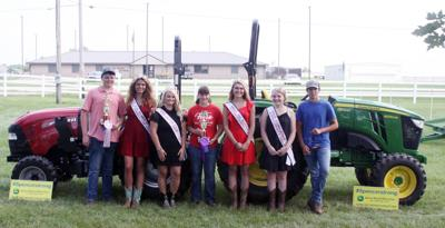 4-H at Jasper County Fair