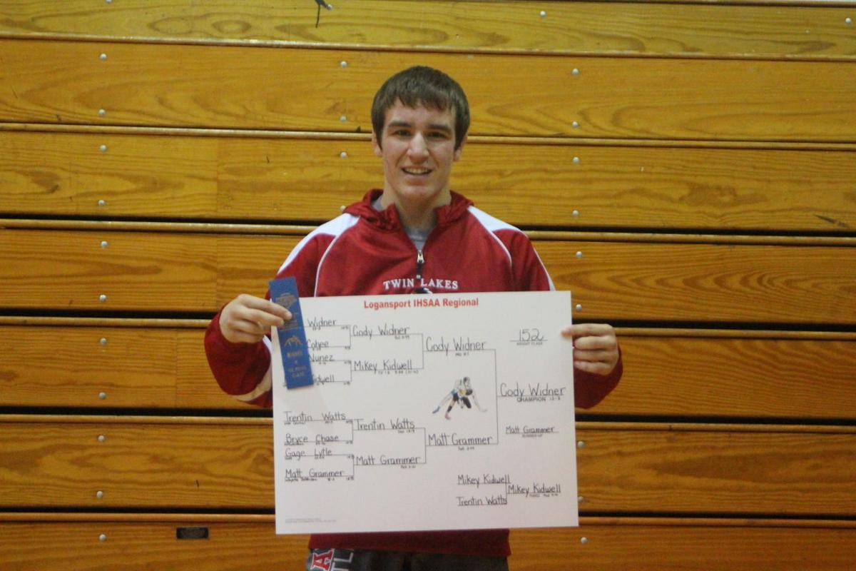 Indiana white county idaville - All White County Wrestling Team