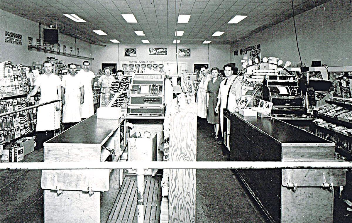 Murphy's Food King 1950