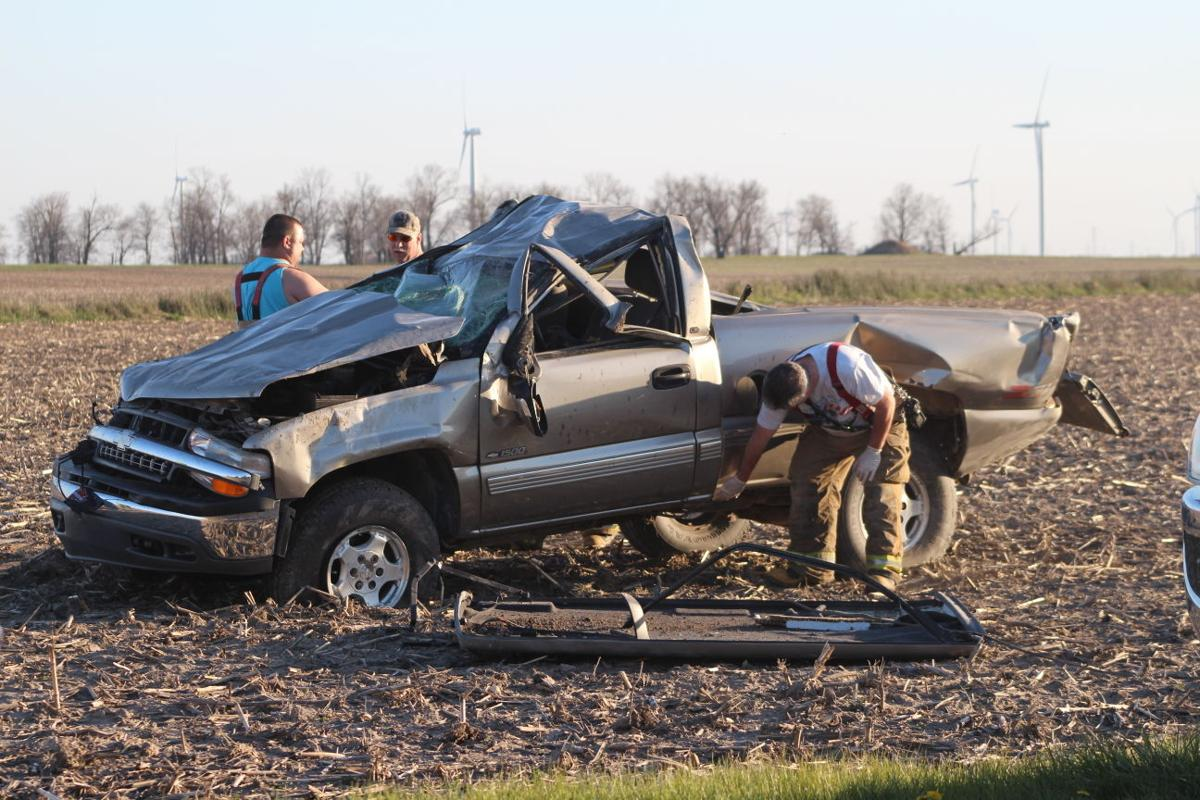 Indiana white county chalmers - Chalmers Man Dies After Friday Rollover Crash