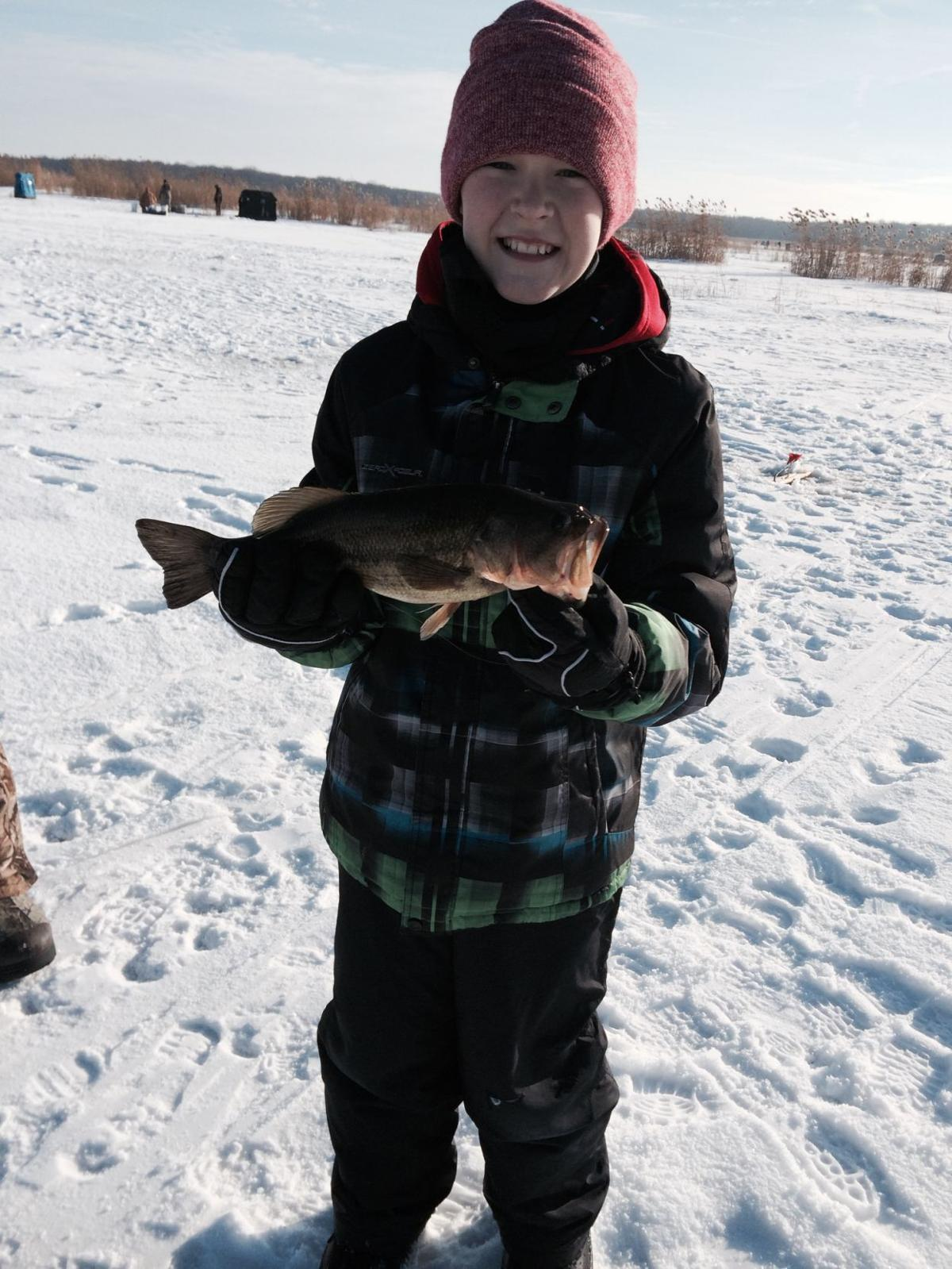 Annual park board ice fishing derby jan 13 at willow for 13 ice fishing