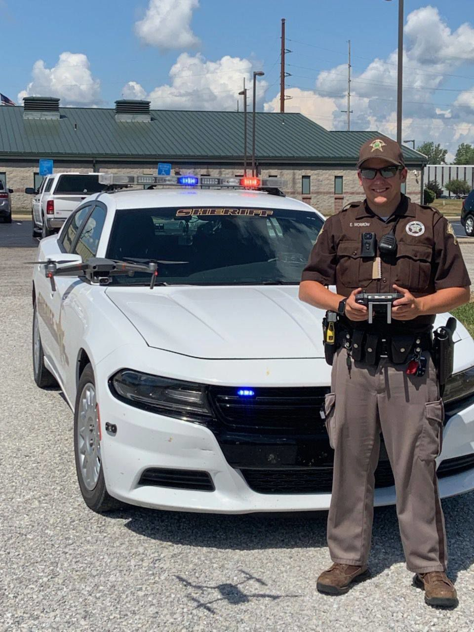 New drone boosts sheriff's department capabilities | Local