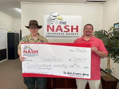 Shane Finch and Tim Nash