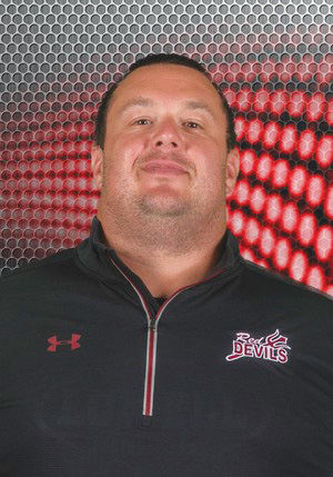 Thompson was defensive coordinator for state runner-up Red Devils