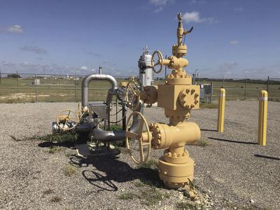 Injection well
