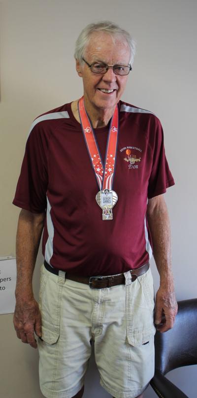 Don Andrews,National Senior Games
