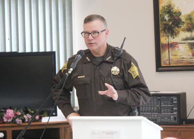 Sheriff Pat Williamson