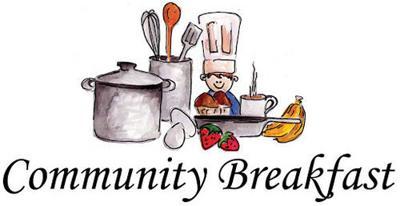 Community Breakfast logo