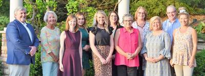 CASA volunteer staff grows by 8
