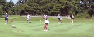 Girls Golf Lady Indians Seek Success On Golf Course Sports