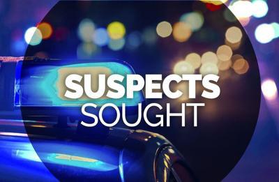 Suspects sought logo
