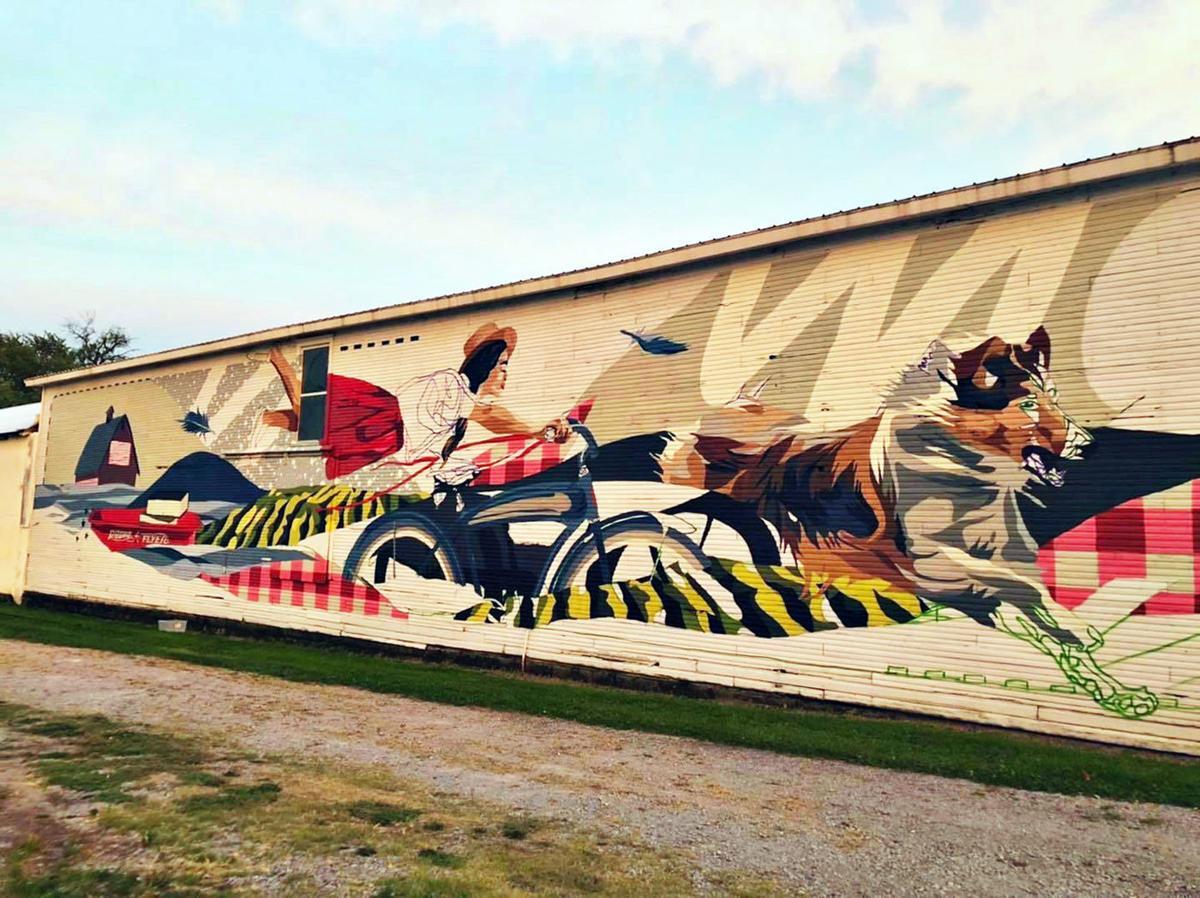 CERA mural