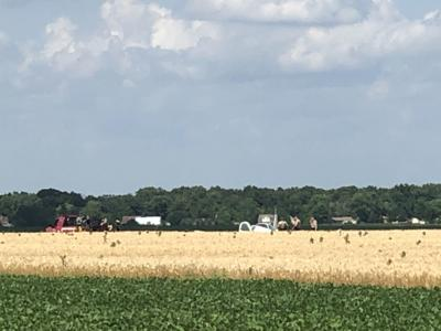 Updated) Emergency crews on scene of a small plane crash near