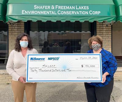 SFLEEC fish rrestocking grant