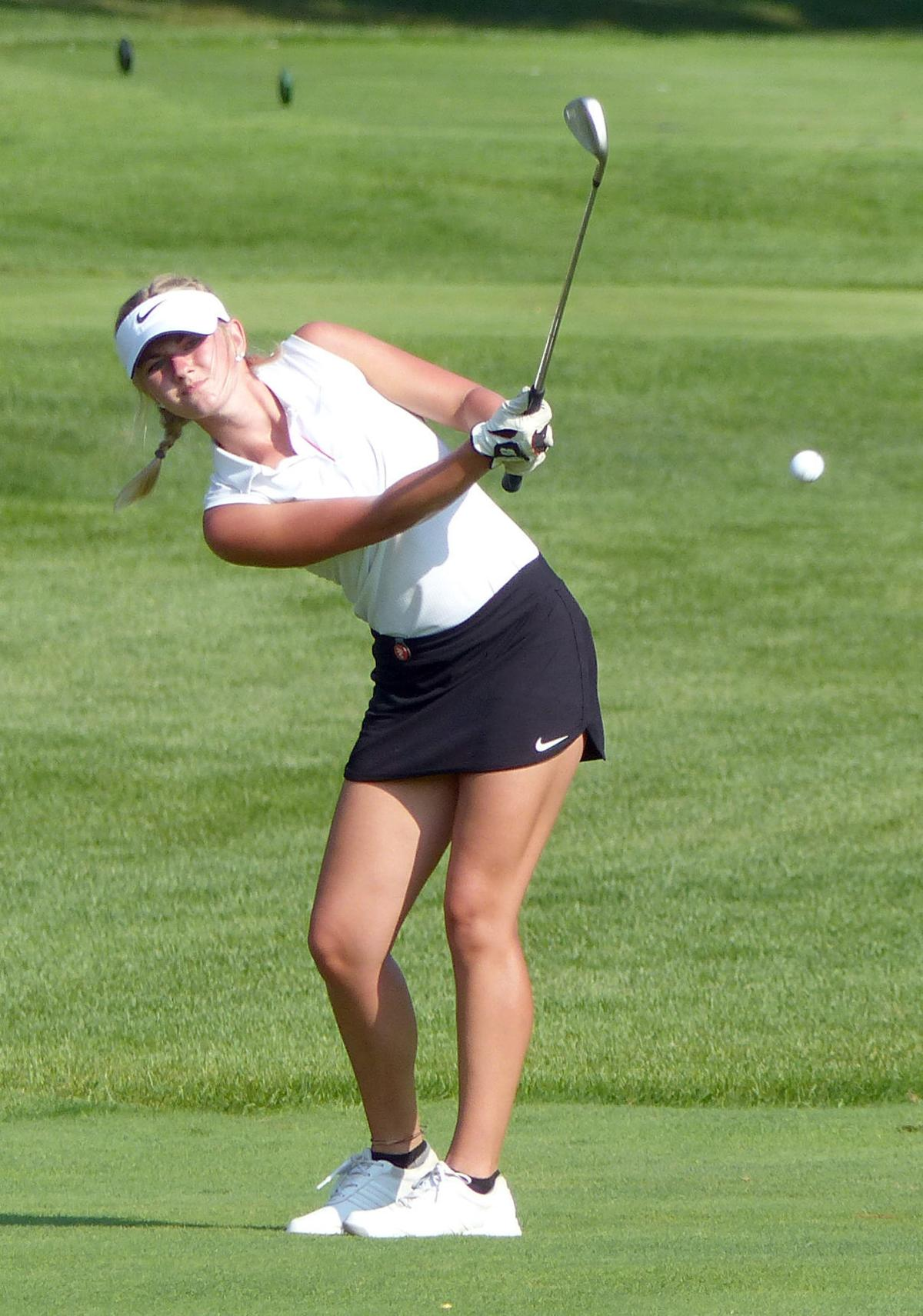 Girls Golf Lady Indians Sixth At Tlhs Invitational Sports
