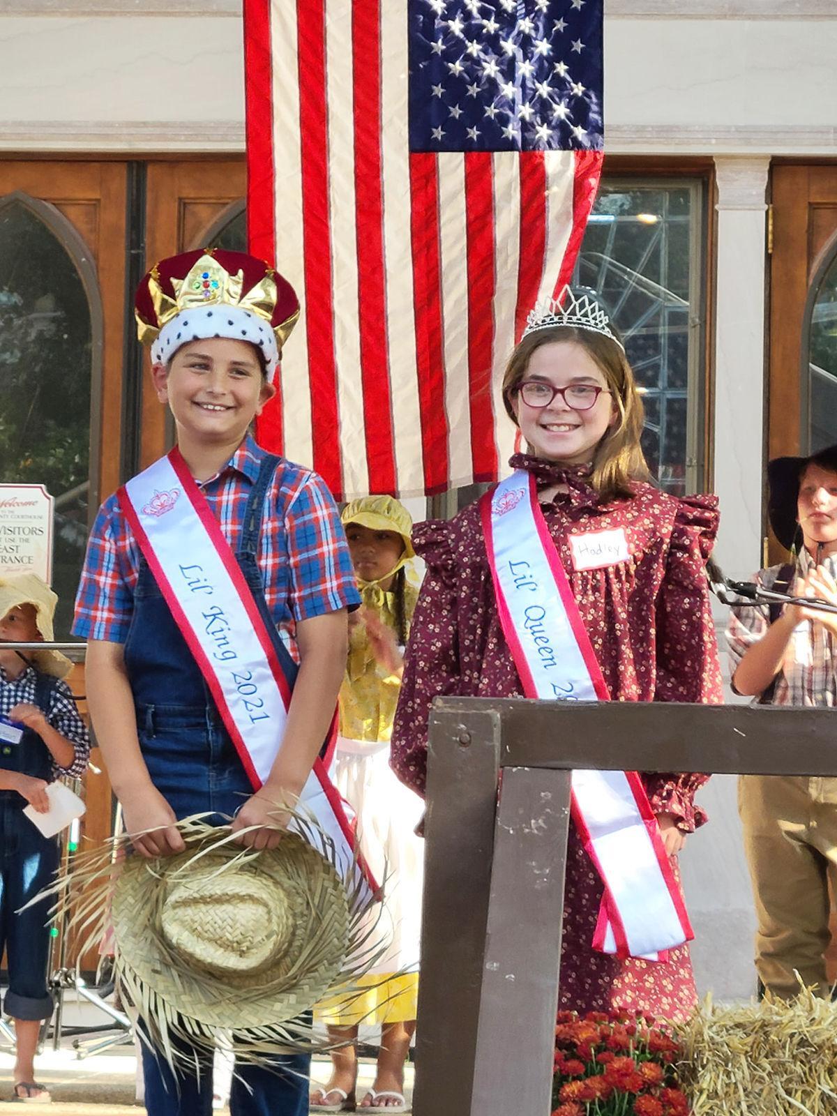 LCJ king, queen winners