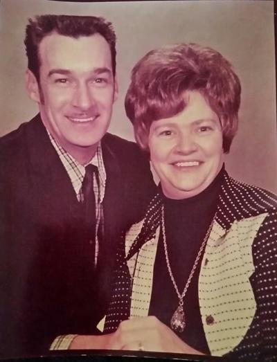 Elmer and Debbie Firth 50th Wedding Anniversary