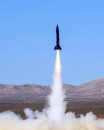 Adraonos rocket