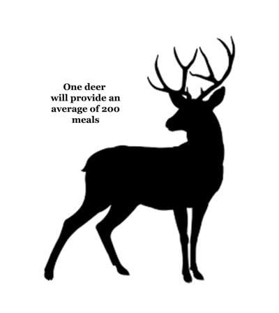 Deer meals