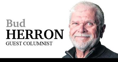 Bud Herron column sig