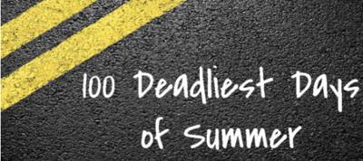 100 deadliest days of summer
